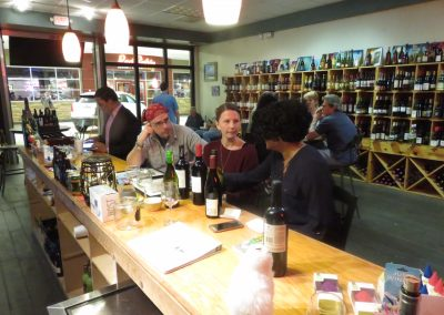 Beyond the Grape - Inside our Tasting Room