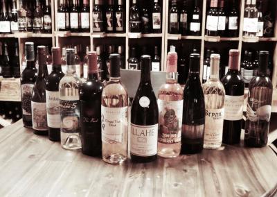 Beyond the Grape - all american wine