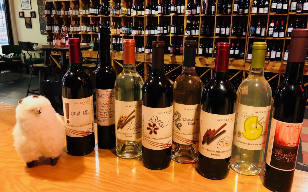 Sale on Murielle Fruit-Infused Wines to Close out April