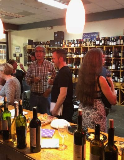 Kevin Begos Wine Tasting and Discussion from September 2018