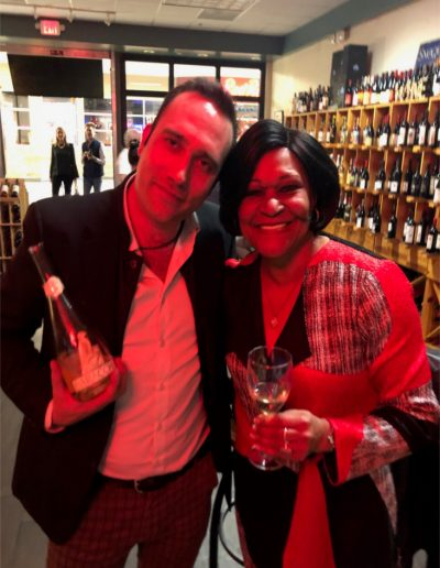 """Beyond the Grape 5-Year Anniversary Event with special guest Benedetto """"Benny"""" Barachi from Cortona, Roscana"""