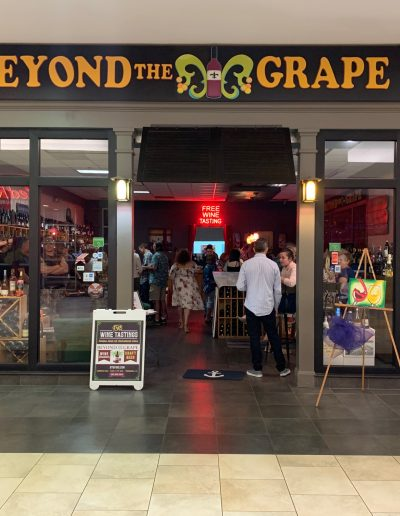Beyond the Grape Washington Wine Event from 10/10/19
