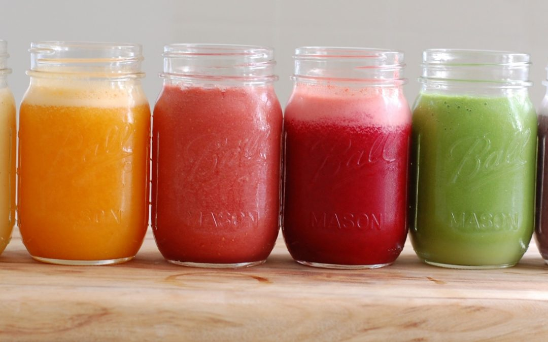 Beyond the Grape wine smoothies