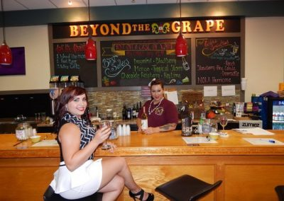 Beyond The Grape - wine tastings, smoothies, paint and sip classes, wine club in Pensacola, FL
