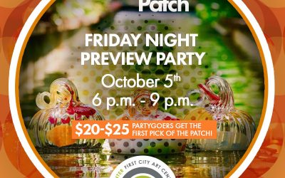 Beyond the Grape will be at the 2018 Pumpkin Patch Preview Party