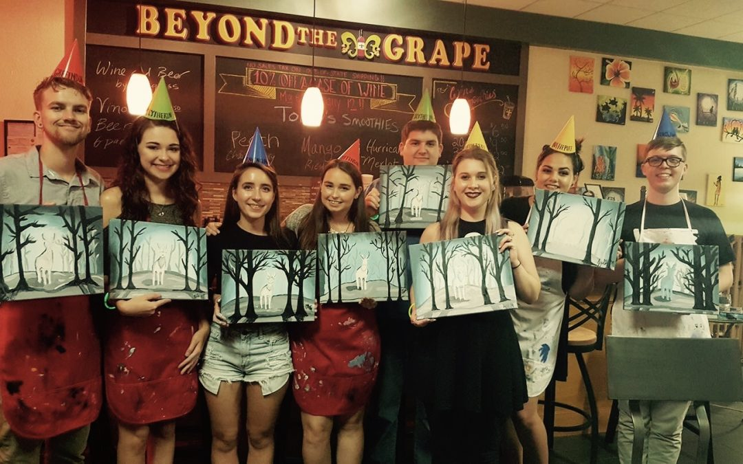 Beyond the Grape Upcoming Events
